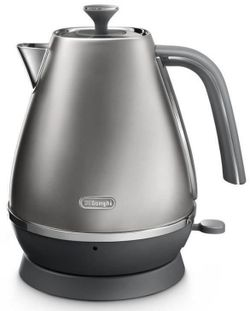 купить Чайник электрический DeLonghi KBI2001.S Distinta в Кишинёве