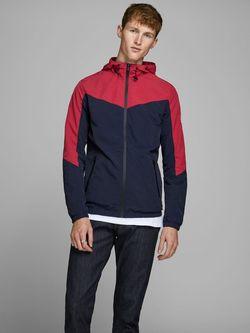 Куртка JACK&JONES Темно синий с красным Jack & Jones 12165494