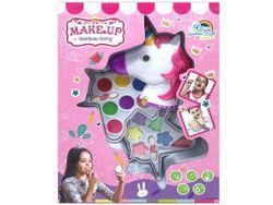 Set cosmetica Rainbow Horse 2 nivele
