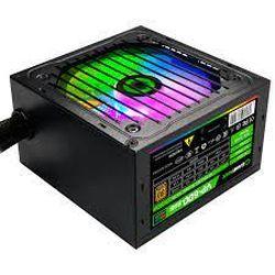 Блок питания ATX 600W GAMEMAX VP-600-RGB, 80+ Bonze, Active PFC, 120-мм вентилятор RGB, управление вентилятором