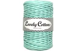 Twisted cord 3 mm, Mint