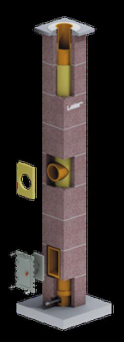 Дымоходная система керамическая - LEIER SMART