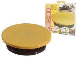 Подставка для торта вращающаяся Dolci, D28cm H7.5cm