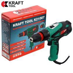 Электрошуруповерт 650W K21007 KraftTool