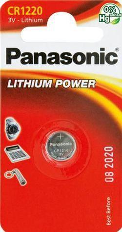 cumpără Baterie electrică Panasonic CR-1220EL/1B în Chișinău