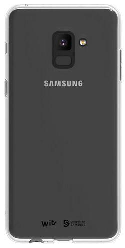 купить Чехол для моб.устройства Samsung GP-A730, Galaxy A8+ 2018, Soft Cover, Clear в Кишинёве