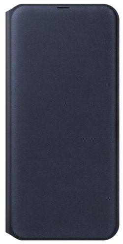 купить Чехол для смартфона Samsung EF-WA305 Wallet Cover A30 Black в Кишинёве