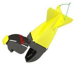 Ракета для прикормки, желтая