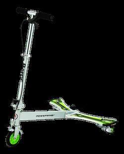 Самокат-бабочка Razor Powerwing DLX