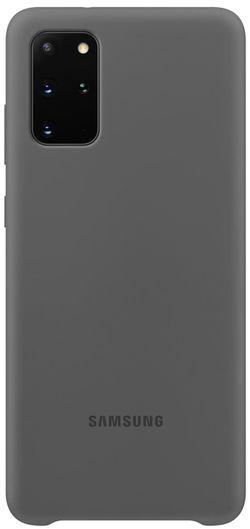 купить Чехол для моб.устройства Samsung EF-PG985 Silicone Cover Gray в Кишинёве