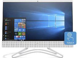 cumpără Monobloc PC HP 200 G4 Snow White (9US89EA#ACB) în Chișinău