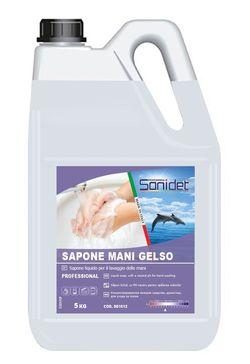 Жидкое мыло SAPONE MANI LATTE, 5 kg