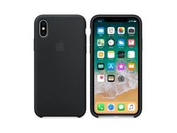 Чехол для iPhone X / XS, Liquid Silicon