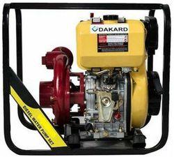 Мотопомпа DKD HP80 DIE Электрический Стартер