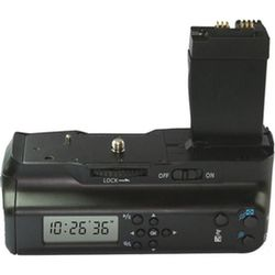 купить Аккумулятор для фото-видео Canon BG-E8 (2 x LP-E8 or 6 x Size-AA) в Кишинёве