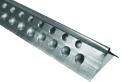 Профиль угловой алюминиевый 2500 мм