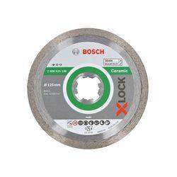 Алмазный диск Bosch X-Lock
