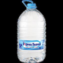 Минеральная вода Горна Баня 7л