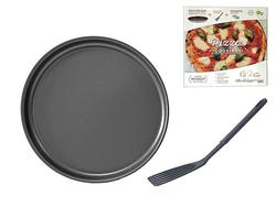 Форма для пиццы 32cm+лопатка+губка