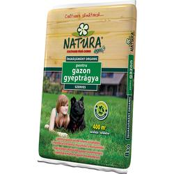 Органическое удобрение для газонов Natura (8 килограмм)
