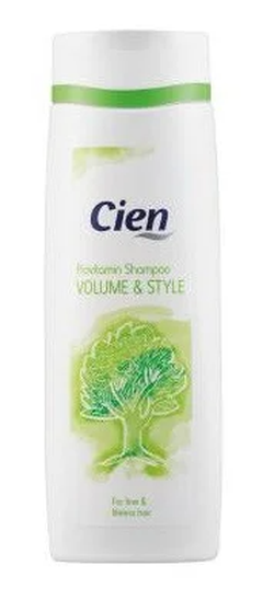 Сien провитаминный шампунь Volume&Style 300мл