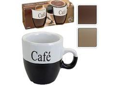 Set cani 150ml 2buc pentru cafea