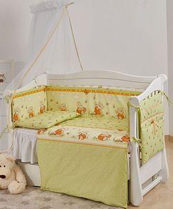 Сменная постель Comfort С-009 Медуни, зеленый, код 42079