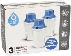 cumpără Cartuș filtre de tip-cană Dafi 3 pack classic cartridges + MG în Chișinău