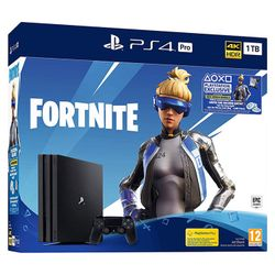 SONY PlayStation 4 PRO (PS4 Pro) 1TB + Fortnite ​