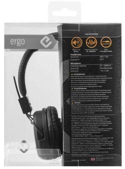 Căşti Ergo VM360 Dark Shadow