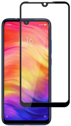 Защитное стекло Cover'X для Xiaomi Redmi 7 (All Glue) Black