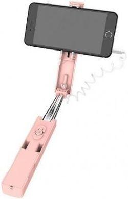 cumpără Trepied Borofone BY3 3.5mm remote, Pink în Chișinău