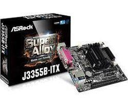 MB ASRock J3355B-ITX (двухъядерный Celeron J3355 / 2xDDR3 SO-DIMM / 2xSATA3 / COM-порт / LPT-порт, Mini-ITX)