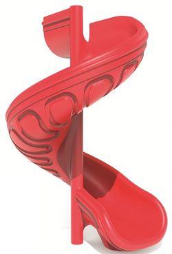 Скат для горки PlayPark LLDPE 2000 Spiral