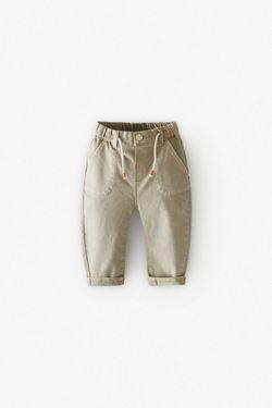 Pantaloni ZARA Bej 8614/519