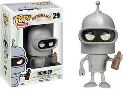 купить Игрушка Funko 5234 Futurama: Bender в Кишинёве