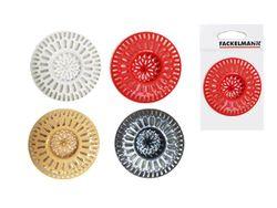 Ситечки для раковины Fackelmann 8сm, пластик