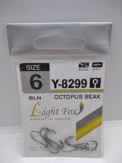 Cîrlige Light Fox Y-8299 Nr6, 10buc