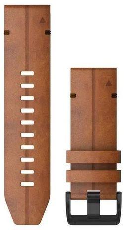 cumpără Accesoriu pentru aparat mobil Garmin QuickFit fenix 6X 26mm Chestnut Leather Band în Chișinău