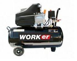 Компрессор Worker 50L 2.2kW/3CP