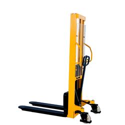 Ручной погрузчик для работы на высоте, максимальная высота 1600 мм, 500kg, 560x1150mm, roti din Nylon