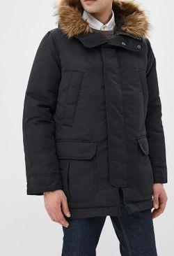 Куртка GAP Чёрный 349012 gap