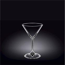 Pahar WILMAX WL-888029/6A (pentru pt martini 6 buc 160 ml)