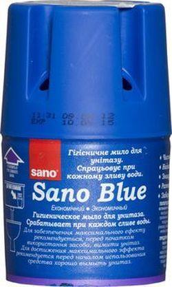 Container-săpun pentru rezervor de toaletă Sano Blue 150 g