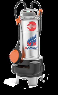 Pompa electrica fecala de drenaj Pedrollo BCm15 / 50-N