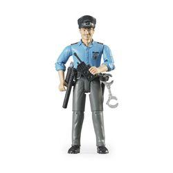 Figura polițistului + accesorii, cod 42306