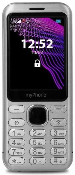 cumpără Telefon mobil myPhone Maestro, Silver în Chișinău