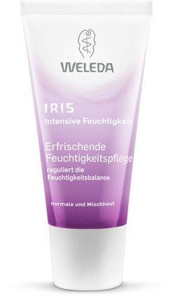 Дневной крем для сухой кожи Weleda Iris 30 мл