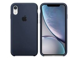Чехол для iPhone iPhone X / XS, Liquid Silicone