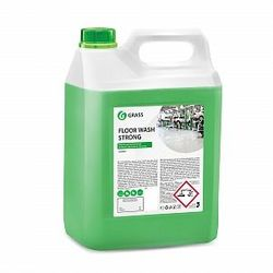 Solutie alcalin de curatat pardoseli 5l Floor wash strong